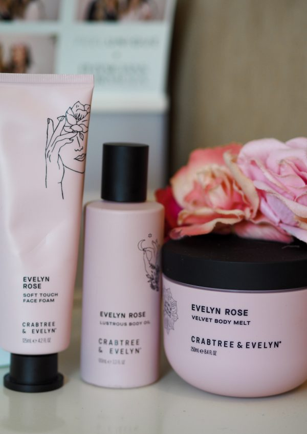 Crabtree and Evelyn: Evelyn Rose – Review