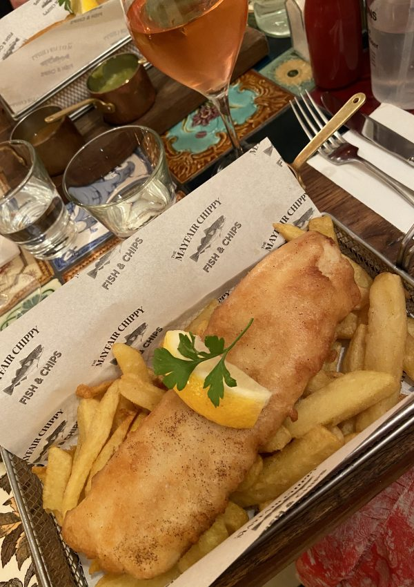The Mayfair Chippy: Review